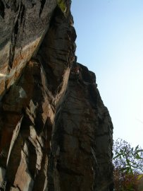 Yongseo Pokpo Rock Climbing South Korea 1