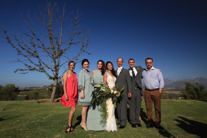 David's wedding