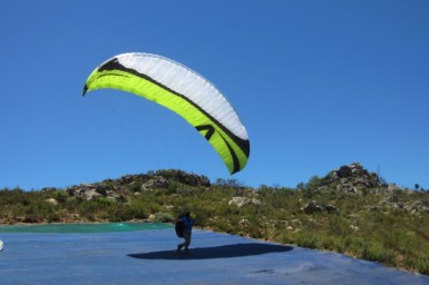 stephane-takeoff-at-porterville-paragliding
