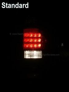 Standard Halogen Reverse Light Bulb