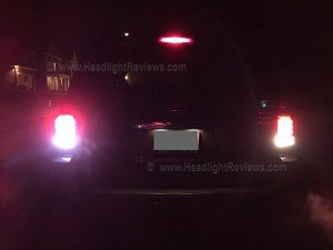 iJDM LED Reverse Bulbs