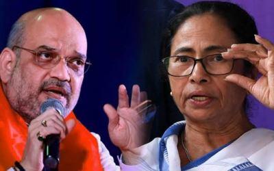 पश्चिम बंगाल हिंसा: एक्शन में अमित शाह बंगाल पहुँची 4 सदस्यीय टीम