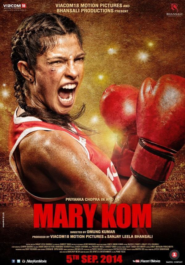 Priyanka Chopra Takes Twitter By Storm as Mary Kom