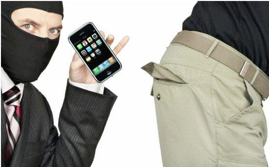 Kill Switch kills phone thefts