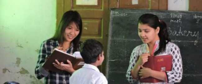 Girl from Nagaland