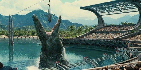 Jurassic World hits the highest record of Avengers.