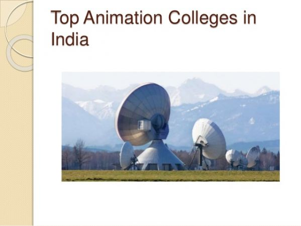 10 best animation colleges in India