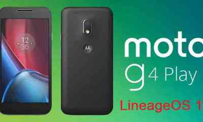 update, download and install Android Oreo on Moto G4 Play