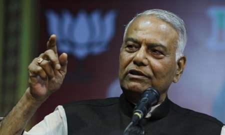 Yashwant Sinha skewered his own government's economic performance