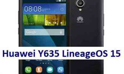 How to install Android Oreo on Huawei Y635 based on LineageOS 15 ROM