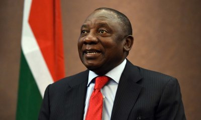 Cyril Ramaphosa- New president of South Africa