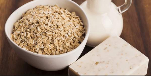 oatmeal bath offers best results for skin Allergy Relief