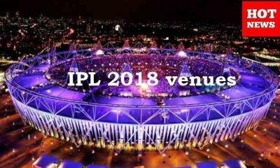 IPL 2018 venues