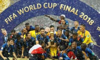 2018 FIFA World Champions France