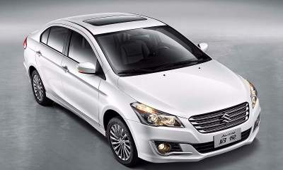 Maruti Suzuki Ciaz facelift