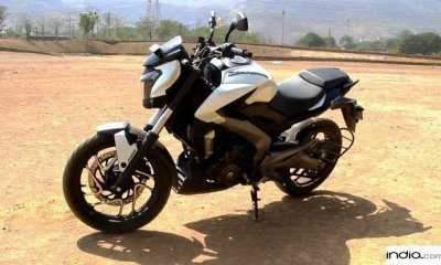 bajaj dominar 400 price