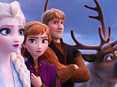 Frozen 2 Movie