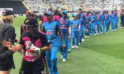 India vs New Zealand Women T20 Series: