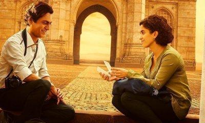 Nawazuddin Siddiqui & Sanya Malhotra-Photograph-Movie