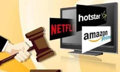 Netflix, Amazon