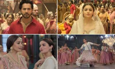 Kalank Song Stills