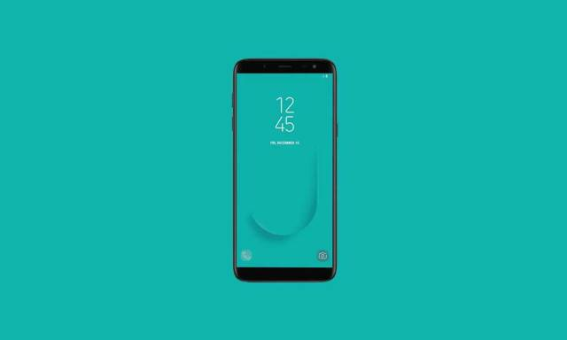 Update Galaxy J6 to Android Pie based on Resurrection Remix