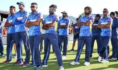 New Zealand v Sri Lanka – ODI Game 3