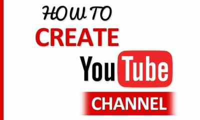 Create Channels On YouTube