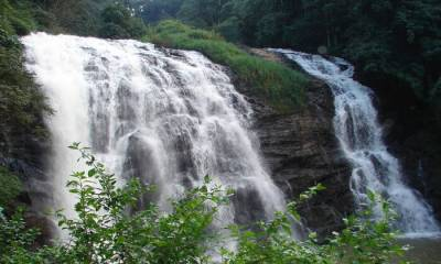 Waterfalls of Coorg