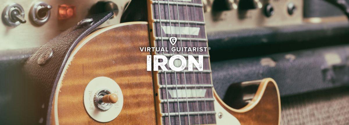 Virtual Guitarist Iron