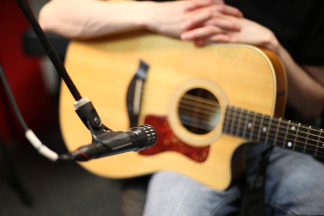 Acoustic Guitar Mic