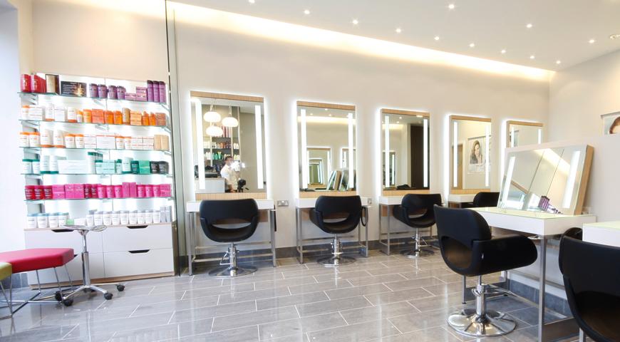 Hairdressers Victoria London Headmasters
