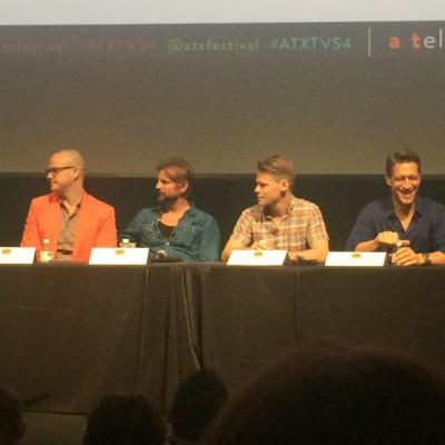 Queer as Folk reunion panel atx