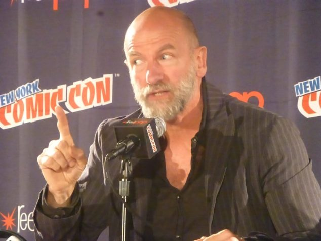 Graham McTavish NYCC Panel
