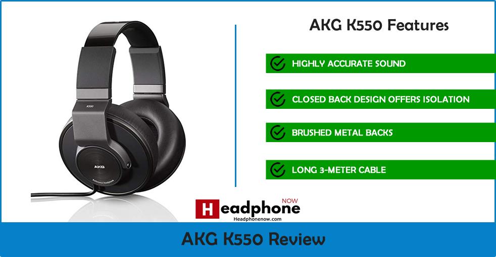 AKG K550 Review
