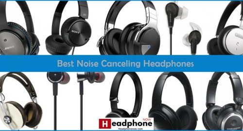 Top Noise Canceling Headphones