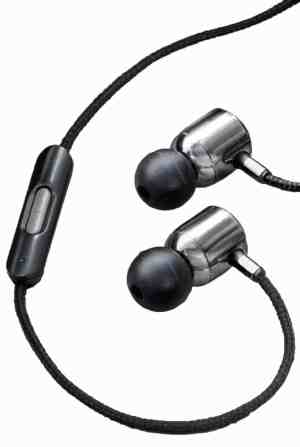 NHT SuperBuds In-Ear Aluminum Headphone