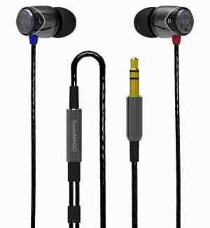 SoundMAGIC E10 Noise Isolating In-Ear Earphones