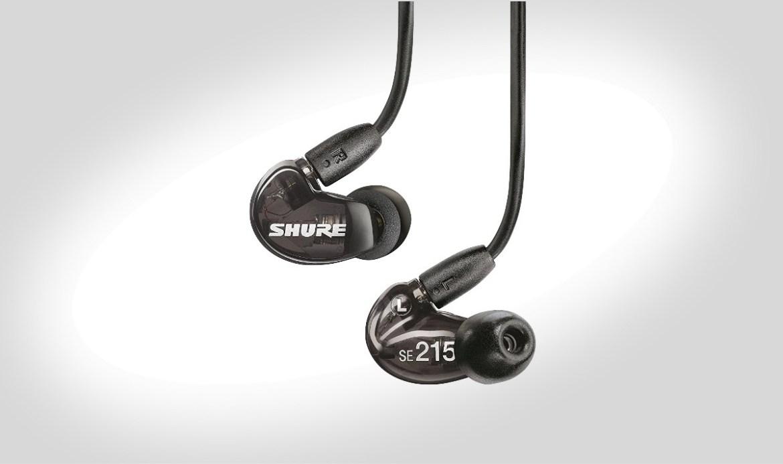 Best headphones for sleeping Top pick: Shure SE215