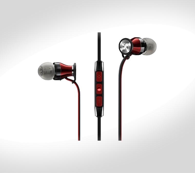 Sennheiser Momentum In-Ear - Black Red