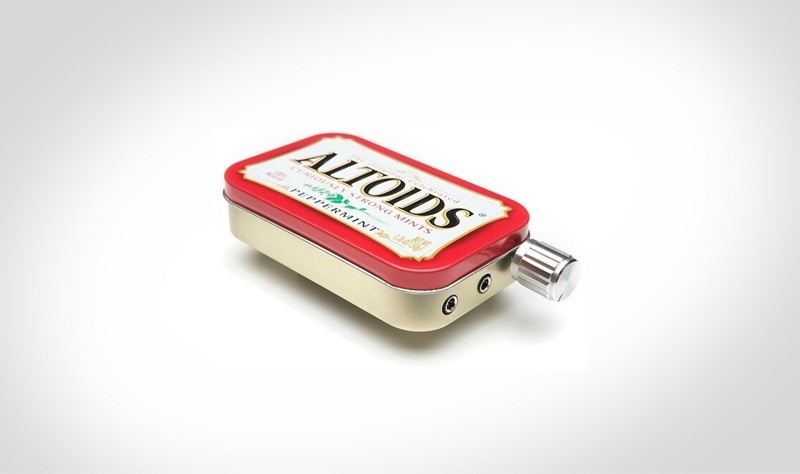 Classic CMOY Altoid Red Mint Tin