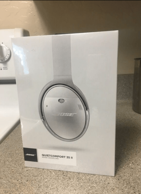 Bose QuietComfort 35 II:  Upgraded with built-in Google assistant
