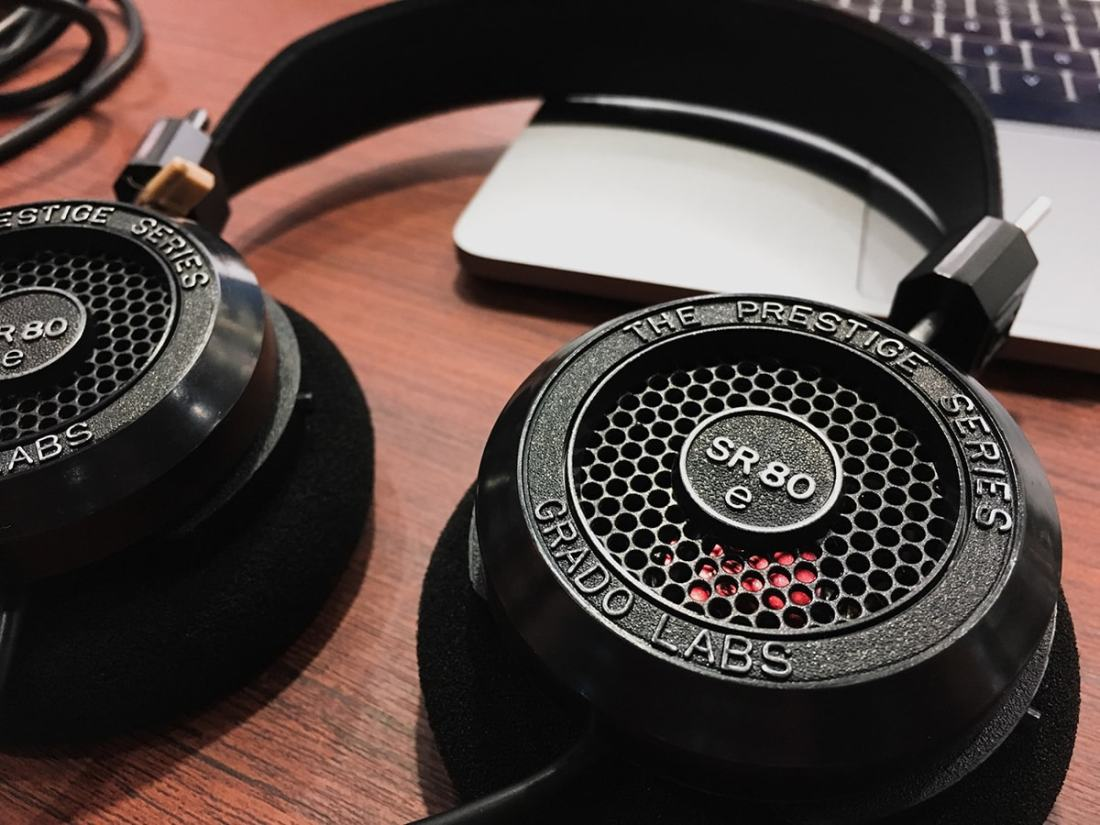 Review: Grado SR80e