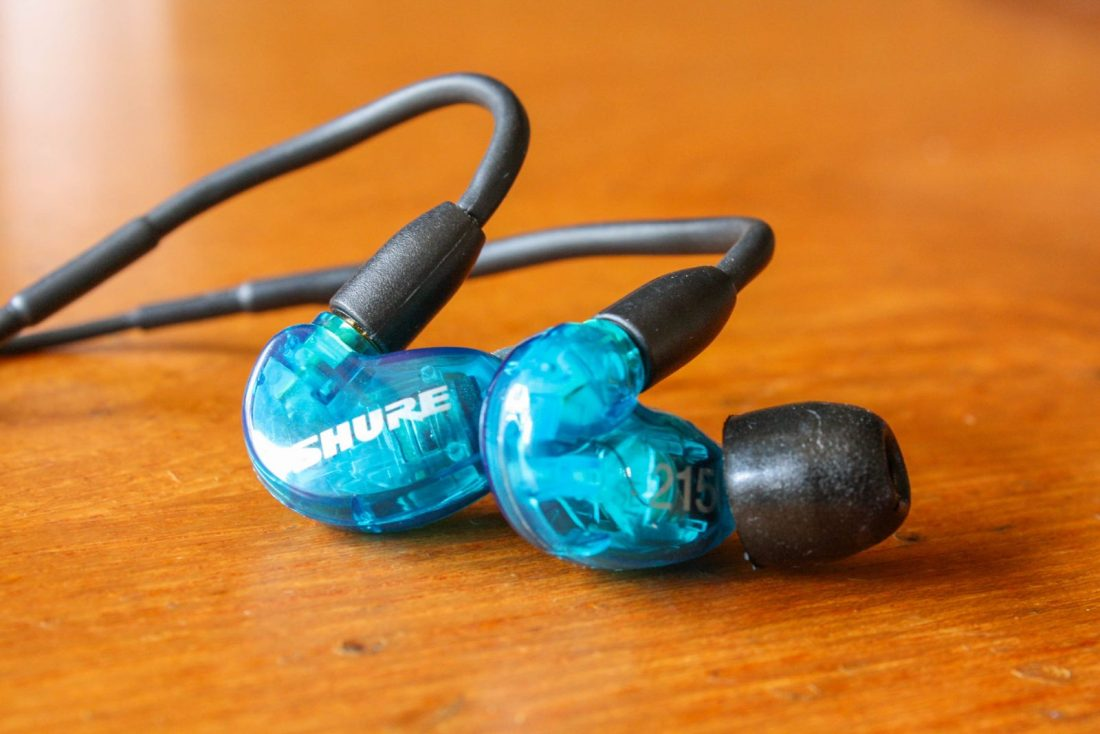 Review: Shure SE215 SPE