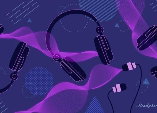 5 types headphones driver