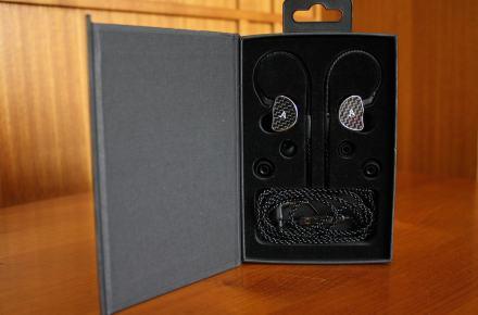 Inside of the Shozy Hibiki MK2 Box