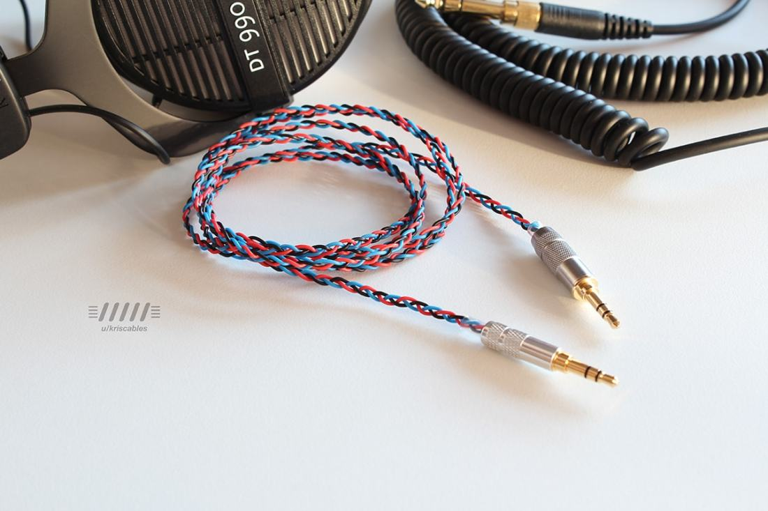Interview: Kris Cables - Maker of Handcrafted Custom USB, Audio and PC cables