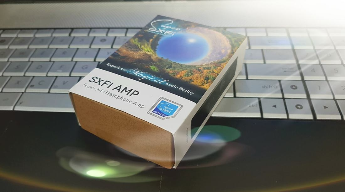 Review: Creative Super X-Fi Amp - Dreamscapes and Explosions