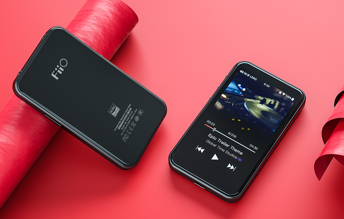 Taking a look at the FiiO M6