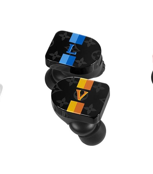 Louis Vuitton Drop True Wireless Earbuds For Fashion Conscious Audiophile With Deep Pockets